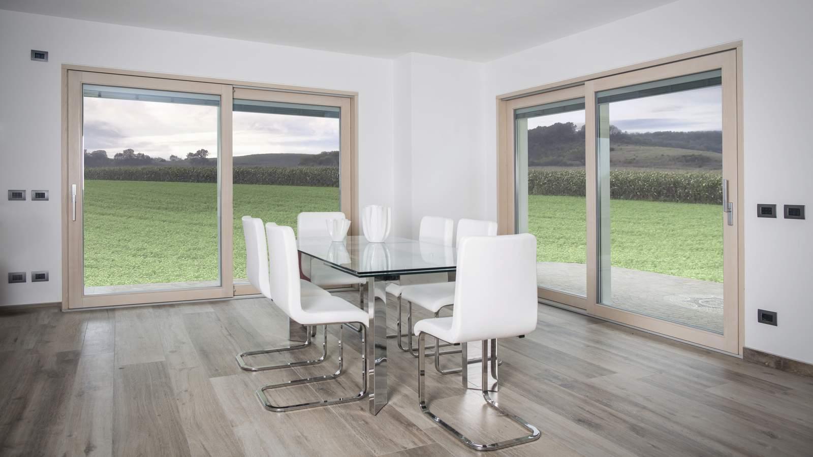alzanti scorrevoli legno alluminio qualita massima 1691
