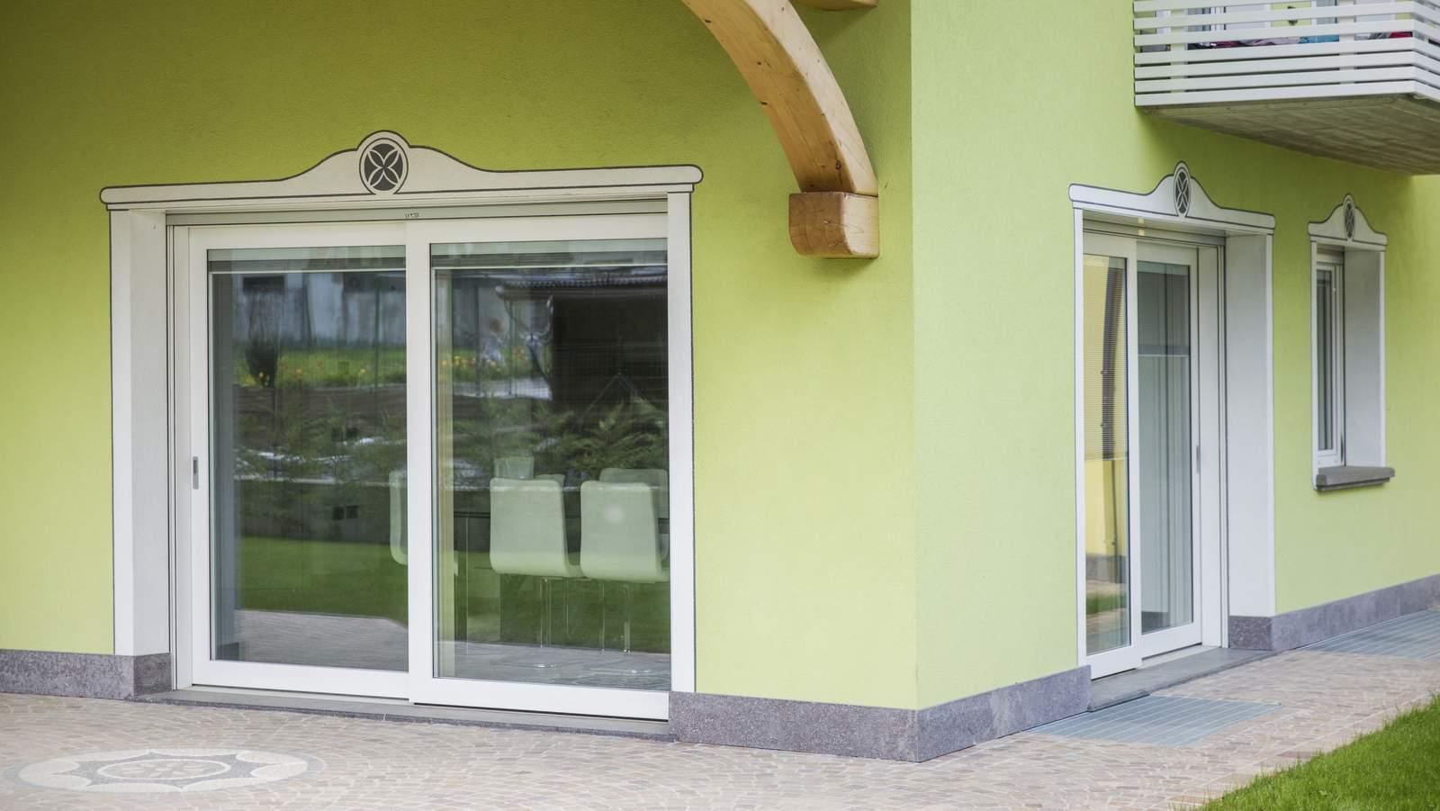 alzanti scorrevoli legno alluminio qualita massima 1713