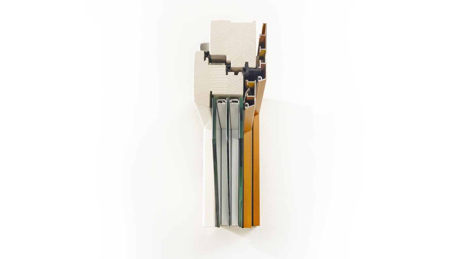 Legno Alluminio-45089