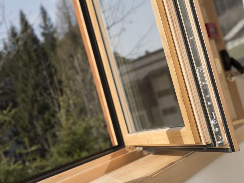 Finestre il legno di qualità