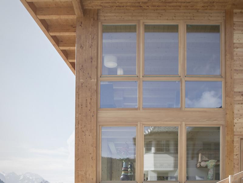 Finestre in legno di qualità