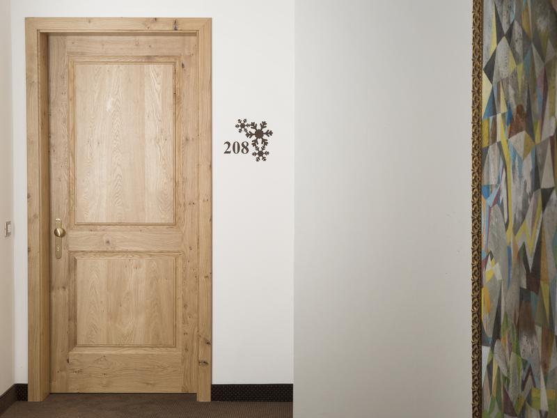 Porte interne in legno finiture di pregio