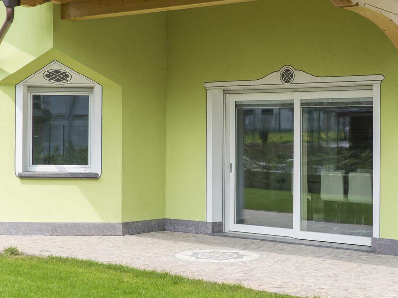 Serramenti e Porte e finestre scorrevoli