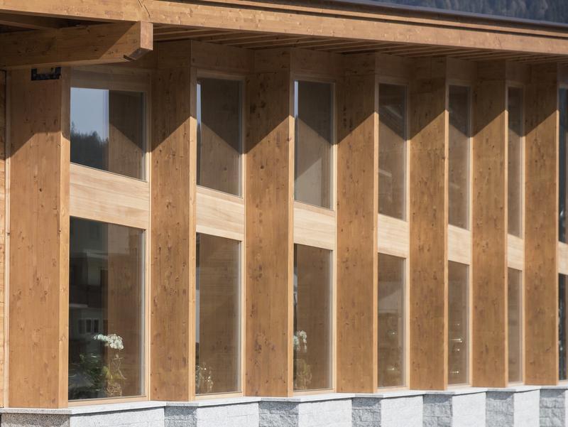 Serramenti in legno Trentino